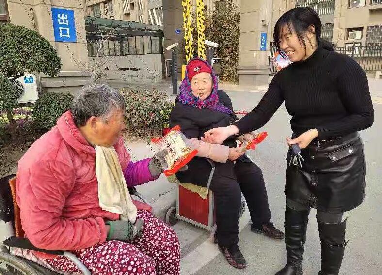 白爱霞:爱心妈妈的慈善初心